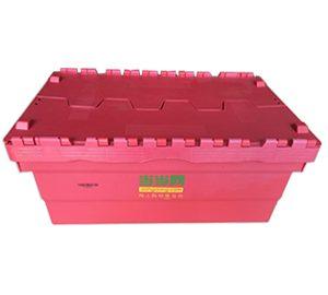 locking storage containers plastic