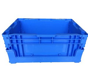 collapsible plastic containers