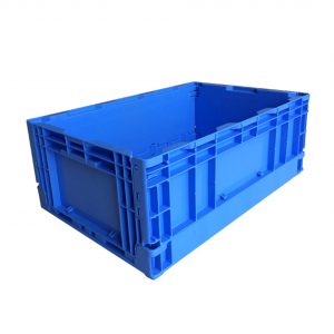 plastic collapsible storage boxes