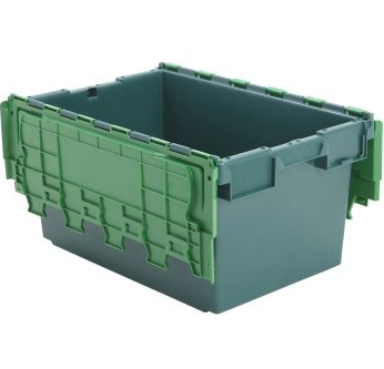 plastic moving crates for sale